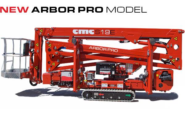 CMC S19E Arbor Pro