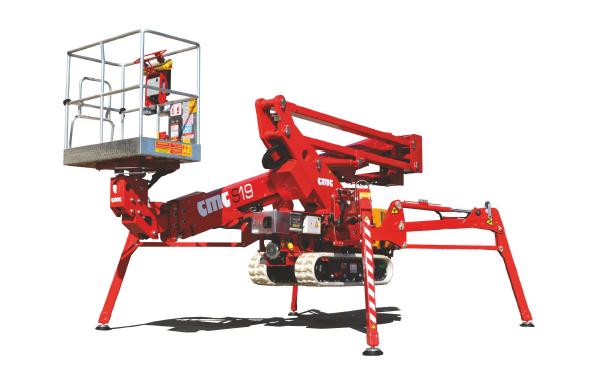 CMC S19HD Spider Lift
