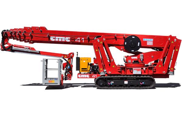 CMC S41 Spider Lift